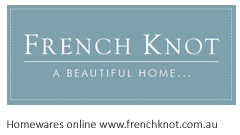 French Knot Homewares